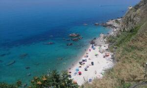 Spiaggia di Michelino a Parghelia